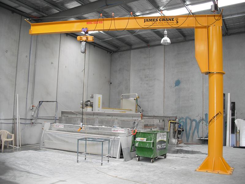 James Crane Ltd Jib Cranes Overhead Cranes Electric